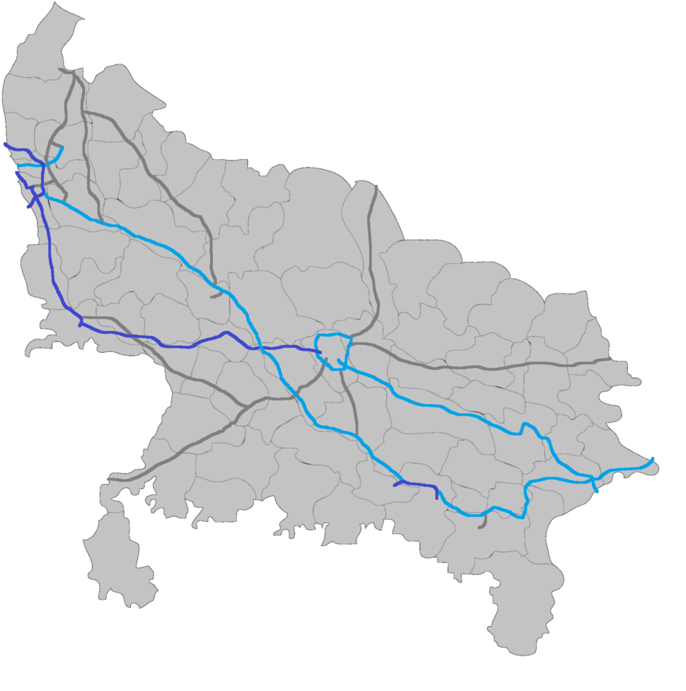 Expressways in India - Howling Pixel