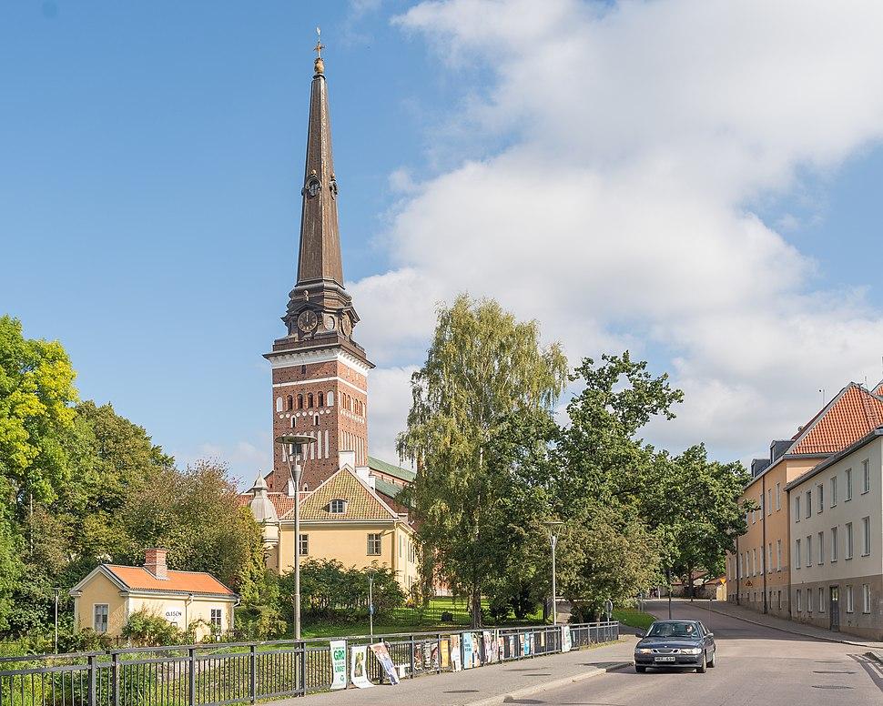 Västerås domkyrka September 2014