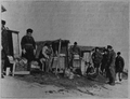 V.M. Doroshevich-Sakhalin. Part I. Settlers Way of Life. Trade on Market at Sunday.png