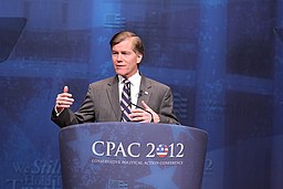 Va Governor Bob Mcdonnell Speaking at CPAC 2012, UNEDITED. (6854519691)