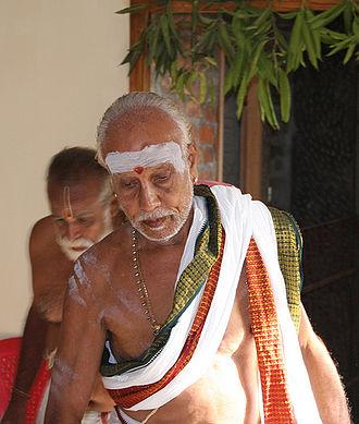 Vadama - Vadama Temple Priests in Tamil Nadu