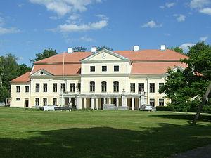 Vana-Vigala - Vana-Vigala Manor