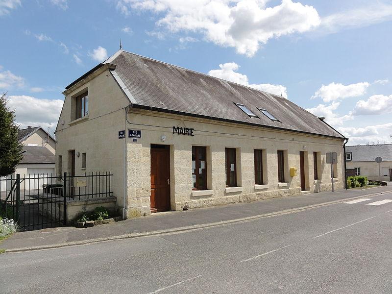 Vaucelles-et-Beffecourt (Aisne) mairie