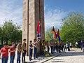 Vedi Memorial Park, May 9.jpg
