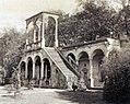 Versetzte Ruine des Neuen Lusthauses nach1904 (DPiBW162-93).jpg