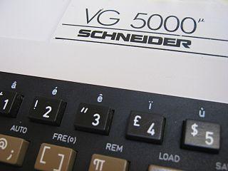 Philips VG5000