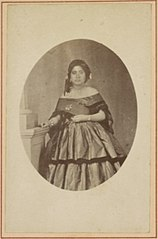 Victoria Kamamalu, Hawaii album, p. 4, portraits of the Hawaiian royal family and others.jpg