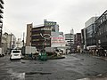 View in front of Mikunigaoka Station.jpg