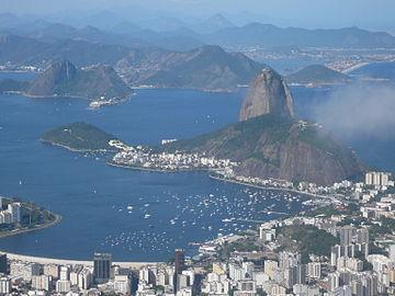 Ландшафт Рио