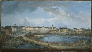 View of Stockholm.