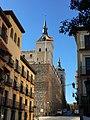 View of the Alcazar, Toledo (Spain), from Zocodover.jpg