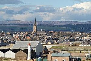 Montrose, Angus - Image: Viewofmontrose