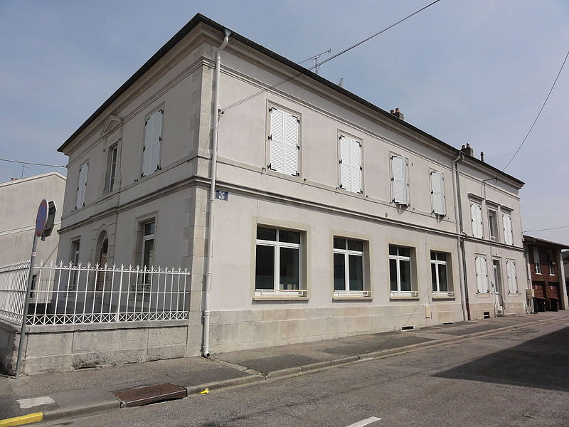 Vignot (Meuse) école