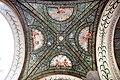 Villa giulia, portici con affreschi di pietro venale e altri, pergolato 31.jpg