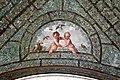 Villa giulia, portici con affreschi di pietro venale e altri, pergolato 38.jpg