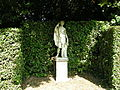 Villa reale di marlia, giardino spagnolo, statua 01 bacco.JPG