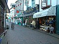 Village Inn and shops in Lynmouth - geograph.org.uk - 411477.jpg