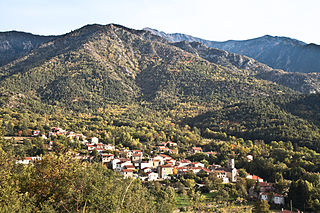 Fillols Commune in Occitanie, France
