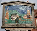 Village sign, Stathern - geograph.org.uk - 592605.jpg
