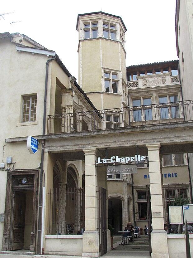Monument historique à Villefranche-sur-Saône