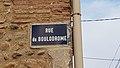 Villelongue-de-la-Salanque - Rue du Bouloudrome plaque.jpg