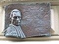 Vilmos Langfelder plaque (Budapest).jpg