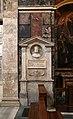 Vincenzo de' rossi, monumento di girolamo giustini da città di castello, avvocato concistoriale, 01.jpg