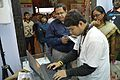 Visitor Registration - Wikimedia Stall - 38th International Kolkata Book Fair - Milan Mela Complex - Kolkata 2014-02-07 8686.JPG