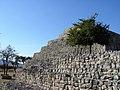 Vista Sur de la Pirámide y Plataforma Sur. Cañada de la Virgen, Guanajuato, México.jpg