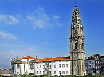 How to get to Torre Dos Clérigos with public transit - About the place