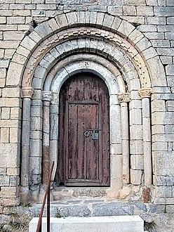 Viu de Llevata, Alta Ribagorça. Església de Sta. Maria (A-SiT D9236)
