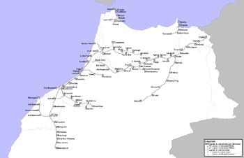 Narrow Gauge Railways In Former French Morocco