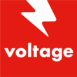 Description de l'image Voltage logo 2018.png.