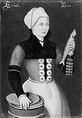 Vrouw uit Enkhuizen