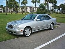 Mercedes W 210 >> Mercedes Benz E Class W210 Wikipedia