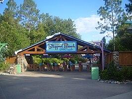 De Ingang Van Disney S Blizzard Beach