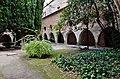 WLM14ES - Una galeria del claustre posterior del Reial Monestir de Santes Creus, Aiguamurcia, Alt Camp - MARIA ROSA FERRE.jpg