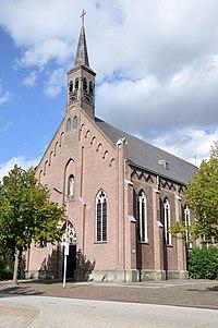 WLM - RuudMorijn - blocked by Flickr - - DSC 0070 RK Willibrorduskerk, Kerkdijk 1a, Hooge Zwaluwe, rm 521501.jpg