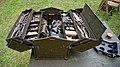 WWII toolbox at Easton Lodge Gardens, Little Easton, Essex, England.jpg