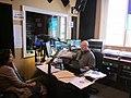 WWOZ 12 March 2012 Jeff New Studio.JPG