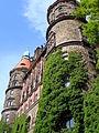 Wałbrzych, zamek Książ(MW) - 9 VIII 2009 r.JPG