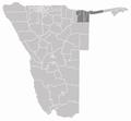 Wahlkreis Rundu Stadt in Kavango.png