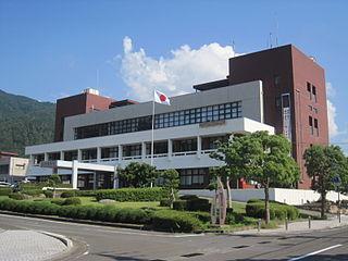 Wakasa, Fukui Town in Chūbu, Japan