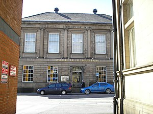 Mechanics' Institutes - Wakefield's Mechanics' Institution (1825) put to a new use in the 21st century