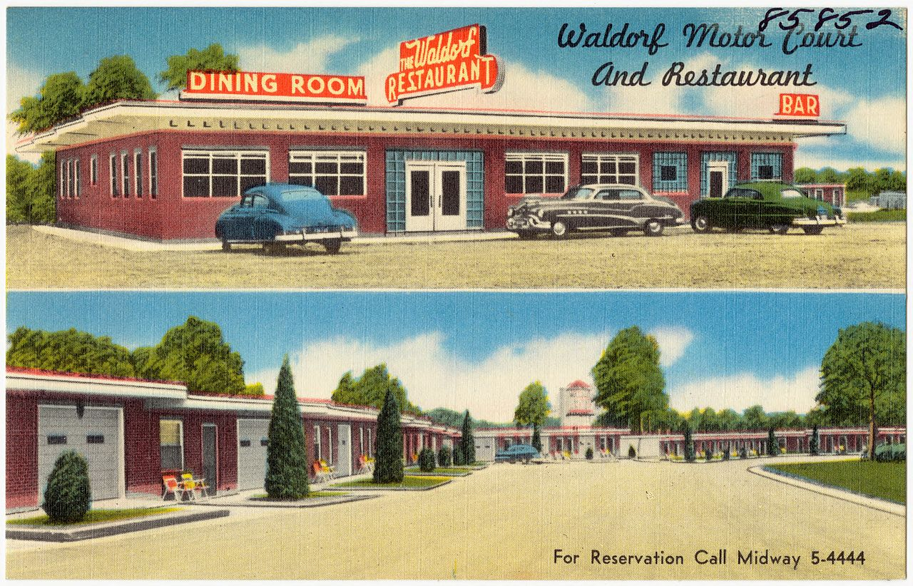 File Waldorf Motor Court And Restaurant Md 85852 Jpg
