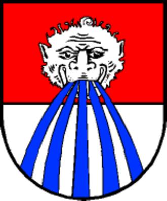 Grödig - Image: Wappen at groedig