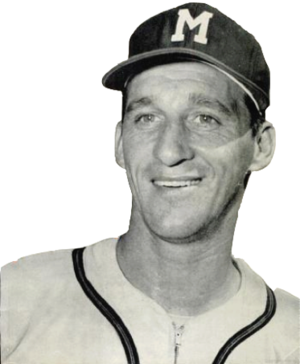 Warren Spahn - Spahn in 1958.