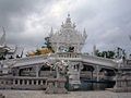 Wat Rong Khun bridge 2.JPG