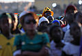 Watching South Africa & France match at World Cup 2010-06-22 in Soweto 2.jpg