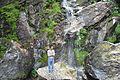 Waterfall at shivapuri national park.jpg